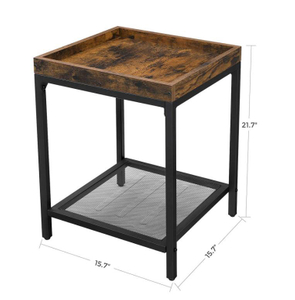 Modern Design Wooden Tea Coffee Table for Salon