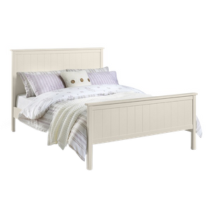 European KIng Size Wood Bed Frame for Kids